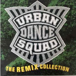 URBAN DANCE SQUAD - Remix Collection / limitált színes vinyl bakelit /  LP