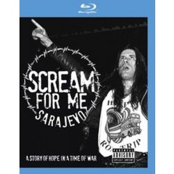 BRUCE DICKINSON - Scream For Me Sarajevo / blu-ray / BRD