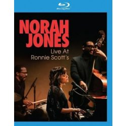 NORAH JONES - LiveAt Ronnie Scott / blu-ray / BRD