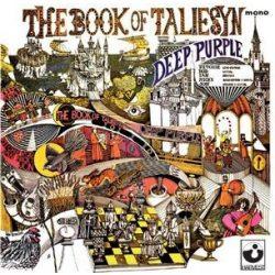 DEEP PURPLE - The Book Of Taliesyn / mono vinyl bakelit / LP