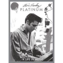 ELVIS PRESLEY - Platinum / 4cd box /  CD