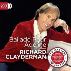 RICHARD CLAYDERMAN - Ballade Pour Adeline / 2cd / CD