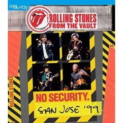 ROLLING STONES - From The Vault San Jose / blu-ray / BRD
