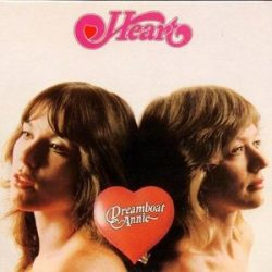 HEART - Dreamboat Annie / vinyl bakelit / LP