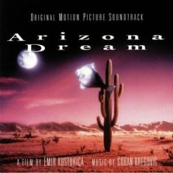 FILMZENE - Arizona Dream / vinyl bakelit / LP