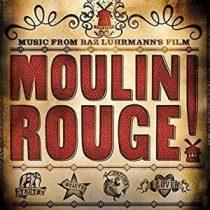 FILMZENE - Moulin Rouge / vinyl bakelit / 2xLP