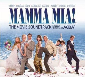 FILMZENE - Mamma Mia / vinyl bakelit / 2xLP