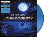 JOHN FOGERTY - Blue Moon Swamp  / színes vinyl bakelit / LP