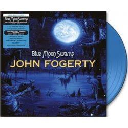 JOHN FOGERTY - Blue Moon Swamp  / színes vinyl bakelit / LP