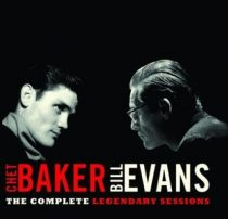 CHET BAKER & BILL EVANS - Complete Legendary Sessions CD