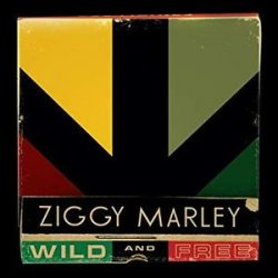 ZIGGY MARLEY - Wild And Free CD