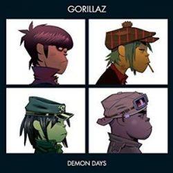 GORILLAZ - Demon Days / vinyl baklit / 2xLP