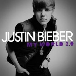 JUSTIN BIEBER - My World 2.0 / vinyl bakelit / LP