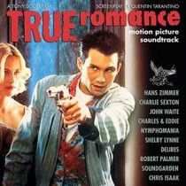 FILMZENE - True Romance / 25.th anniversary színes vinyl bakelit / LP