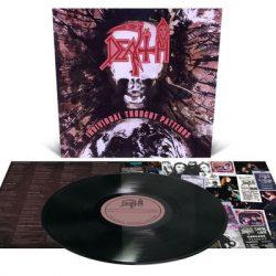 DEATH - Invidual Thought Patterns / színes vinyl bakelit +11 bonus tracks / 2xLP