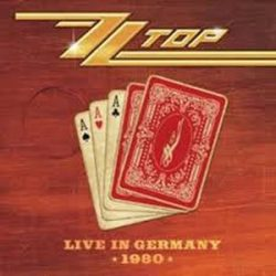 ZZ TOP - Live In Germany CD