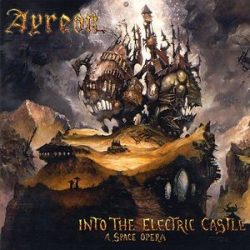 AYREON - Into The Electric Castle / vinyl bakelit / 3xLP