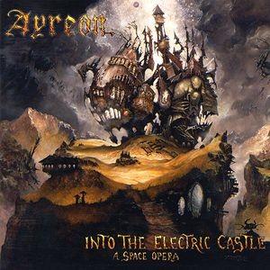 AYREON - Into The Electric Castle / vinyl bakelit / 3xLP