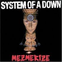 SYSTEM OF A DOWN - Mezmerize / vinyl bakelit / LP