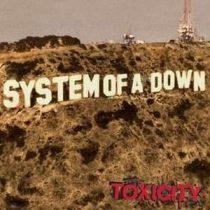 SYSTEM OF A DOWN - Toxicity / vinyl bakelit / LP