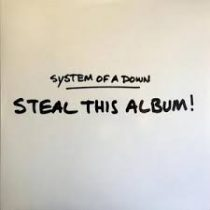 SYSTEM OF A DOWN - Steal This Album / vinyl bakelit / 2xLP