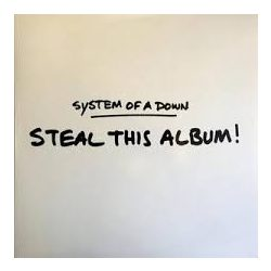 SYSTEM OF A DOWN - Steal This Album / vinyl bakelit / 2xLP