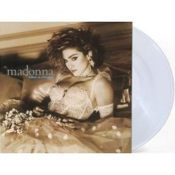 MADONNA - Like A Virgin / limitált clear vinyl bakelit / LP