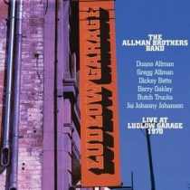 ALLMAN BROTHERS BAND - Live At Ludlow Garage 1970 / vinyl bakelit /  2xLP