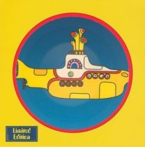 BEATLES - Yellow Submarine * Elenor RIgby ( limitált picture vinyl bakelit single / SP