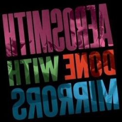 AEROSMITH - Done With Mirrors / vinyl bakelit / LP