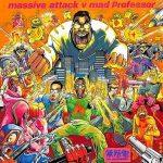 MASSIVE ATTACK - No Protection / vinyl bakelit / LP