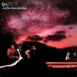 GENESIS - And Then There Were Three / 2018 re-release vinyl bakelit / LP