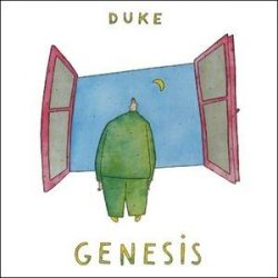 GENESIS - Duke / 2018 re-release vinyl bakelit / LP