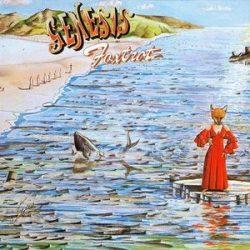 GENESIS - Foxtrot / 2018 re-release vinyl bakelit / LP