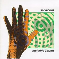 GENESIS - Invisible Touch / 2018 re-release vinyl bakelit / 2xLP