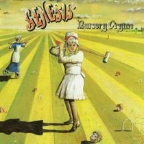 GENESIS - Nursery Cryme /2018 re-release vinyl bakelit / LP
