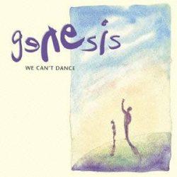 GENESIS - We Can't Dance / 2018 re-release vinyl bakelit / 2xLP