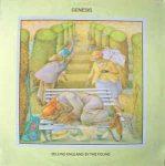 GENESIS - Selling England By The Pound/ 2018 re-release vinyl bakelit / LP