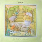 GENESIS - Selling England By The Pound/ 2018 re-release vinyl bakelit / LP