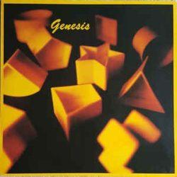 GENESIS - Genesis / 2018 re-release vinyl bakelit / LP