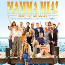 FILMZENE - Mamma Mia Here We Go Again / vinyl bakelit / 2xLP