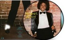 MICHAEL JACKSON - Off The Wall / 2018 re-release picture vinyl bakelit / LP