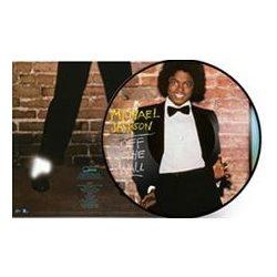 MICHAEL JACKSON - Off The Wall / 2018 re-release picture vinyl bakelit / LP
