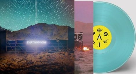 ARCADE FIRE - Everything Now / limitált színes vinyl bakelit night version / LP