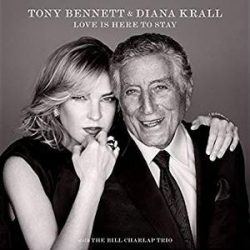 DIANA KRALL & TONY BENNETT - Love Is Here To Stay / vinyl bakelit / LP