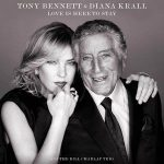 DIANA KRALL & TONY BENNETT - Love Is Here To Stay CD