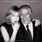DIANA KRALL & TONY BENNETT - Love Is Here To Stay / deluxe / CD
