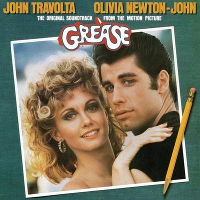 FILMZENE - Grease / vinyl bakelit / 2xLP