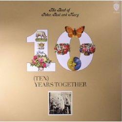 PETER, PAUL & MARY - Best Of / limitált színes vinyl bakelit / LP