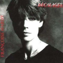 FRANCOISE HARDY - Decalages / vinyl bakelit / LP